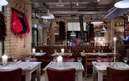 Bill's - Borough Market -Interior 2