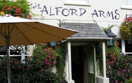 The Alford Arms-The Alford Arms 1