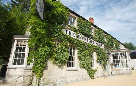 The Beckford Arms-Exterior 1