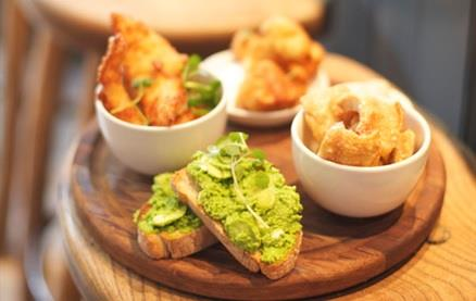 The Beckford Arms-Food 1