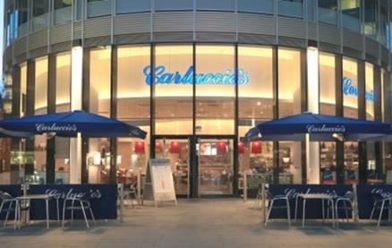 Carluccio's (Manchester - Spinningfields)-Exterior 1