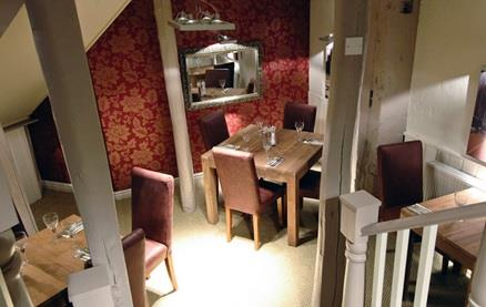 The Potters Heron -Interior 4