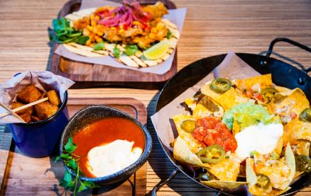 Las Iguanas (Cheshire Oaks)-Food 3