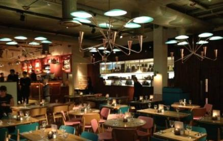 Las Iguanas (Newcastle) -Interior 1