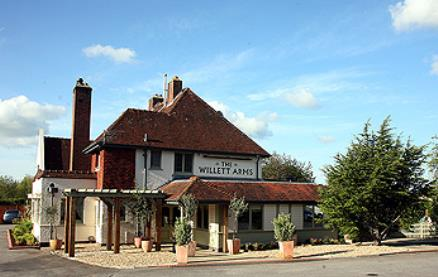 The Willett Arms -Exterior 1