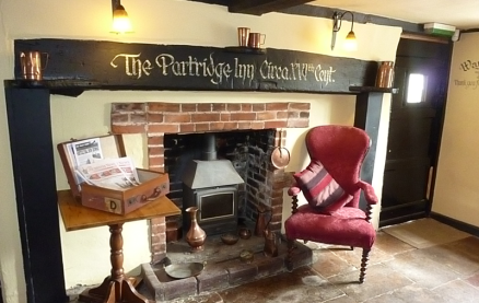 The Partridge Inn-Interior 2