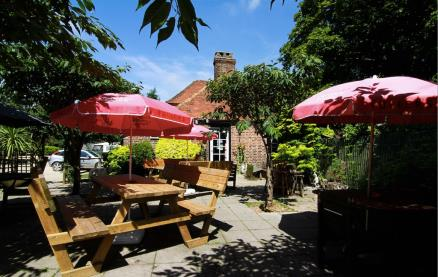 The White Lion (Thakeham)-Exterior 3
