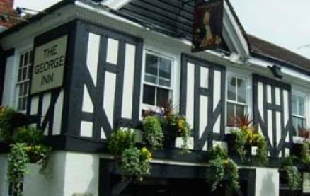 The George Inn (Old Oxted)-Exterior