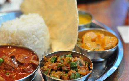 Masala Zone (Earls Court) -Food 3