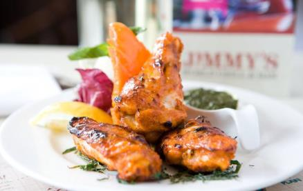 Jimmy's (Wimbledon) -Food 3