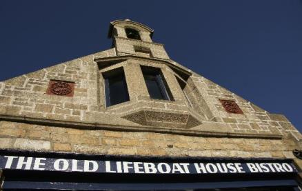 The Old Lifeboat House Bistro -Exterior