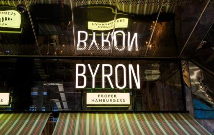 Byron Hamburgers (Highcross)-Interior 1