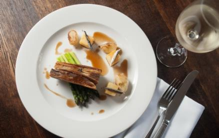 The Rockingham Arms-Food 2