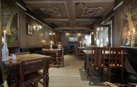 Guy Fawkes Inn-Interior 1