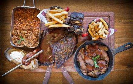 Hickory's Smokehouse (West Kirby) -Food 1