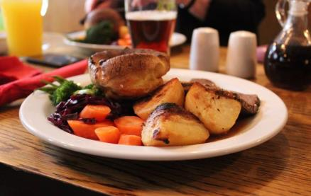 The Dorset (Lewes) -Food 2