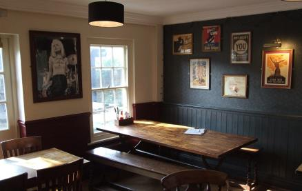 The Dorset (Lewes) -Interior 1