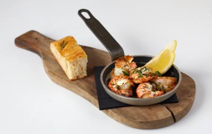 Ponti's Italian Kitchen (John Princes St)-Food 3