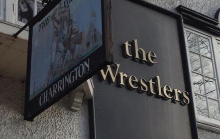 The Wrestlers-Exterior