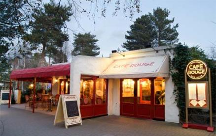 Café Rouge (Center Parcs - Sherwood) -Exterior