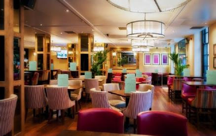 Jamies (London Bridge)-Interior 1