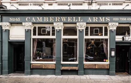 The Camberwell Arms-Exterior1