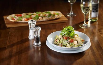 Prezzo (Northumberland Avenue)-Food 1