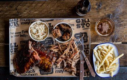 Grillstock - Bristol (Clifton) -Food 3