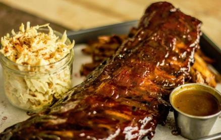 SMOKE Barbecue (Glasgow)-Food 4