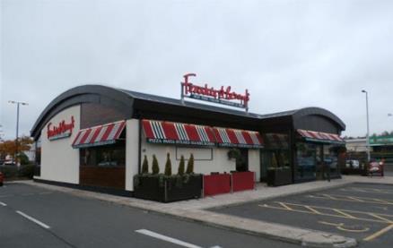 Frankie & Benny\'s (Kirkcaldy) - Kirkcaldy, Fife