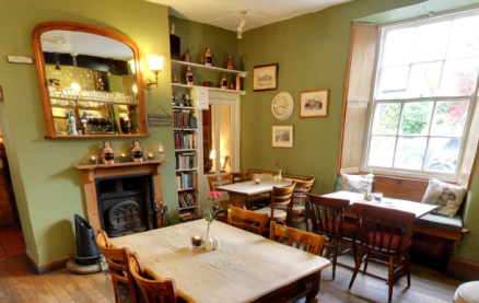 The Boat Inn (Thrupp) -Interior 2