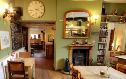 The Boat Inn (Thrupp) -Interior 1
