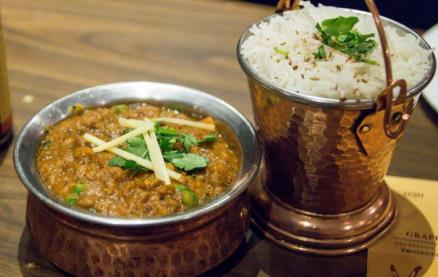 Mughli Bar & Kitchen -Food 4