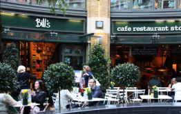 Bill's - Covent Garden