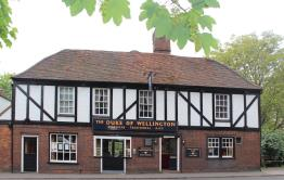 Duke of Wellington (Twyford)