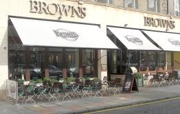 Browns (Edinburgh)