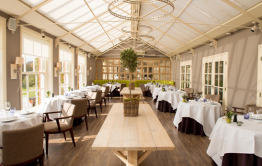 The Dining Room @ Chewton Glen