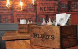 Blue's Smokehouse (Slough)